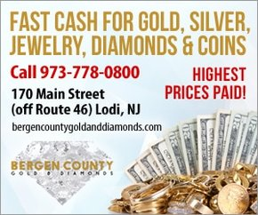 Bergen County Gold & Diamonds