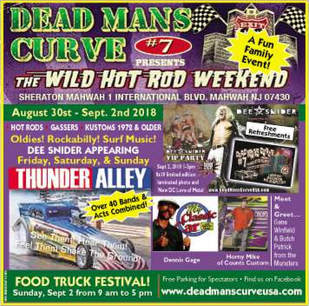 August New Jersey Car Shows NewJerseyCarShowscom - Route 66 cruisers car show list